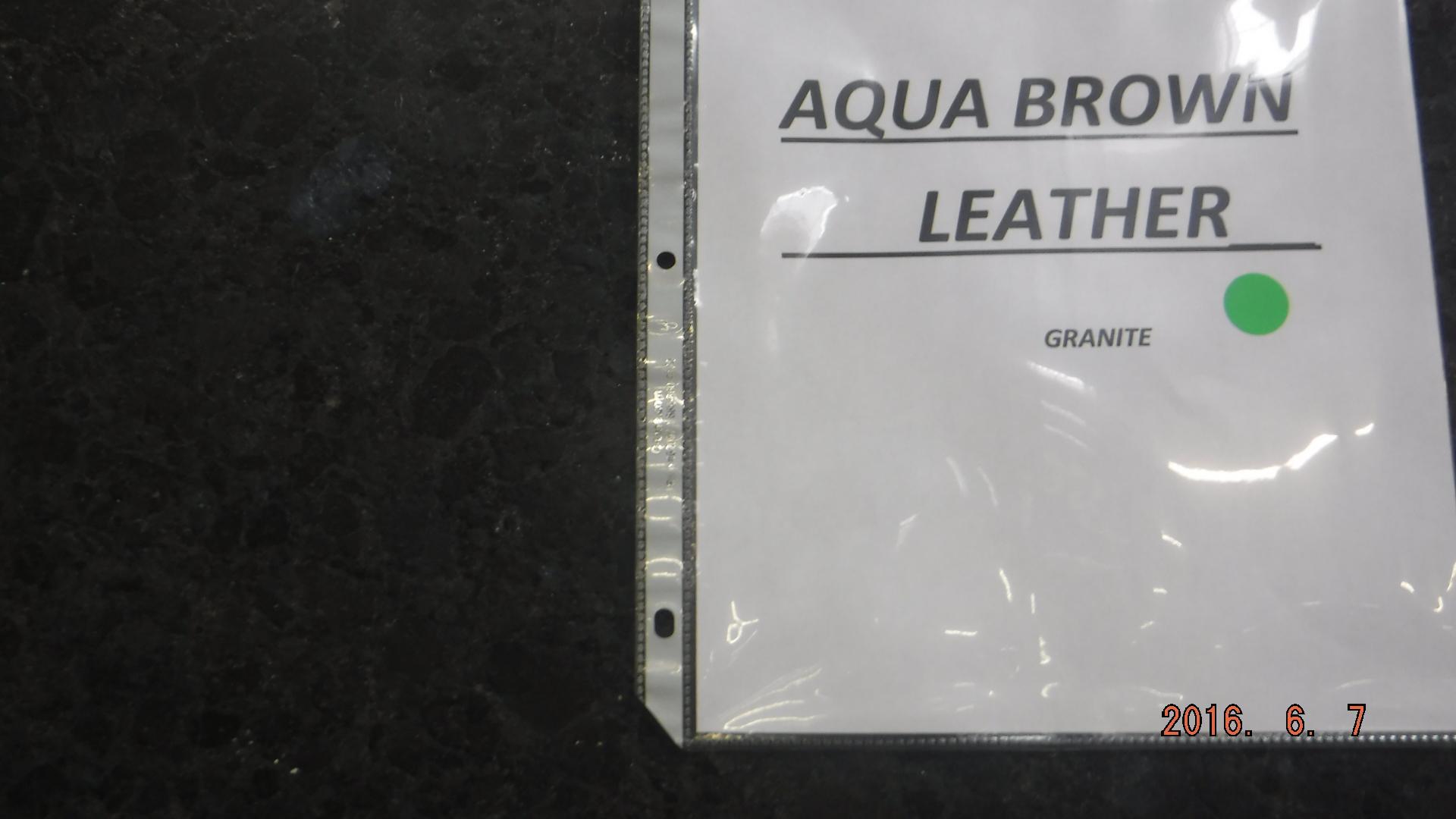 Aqua Brown LF 3CM - Nashville, TN