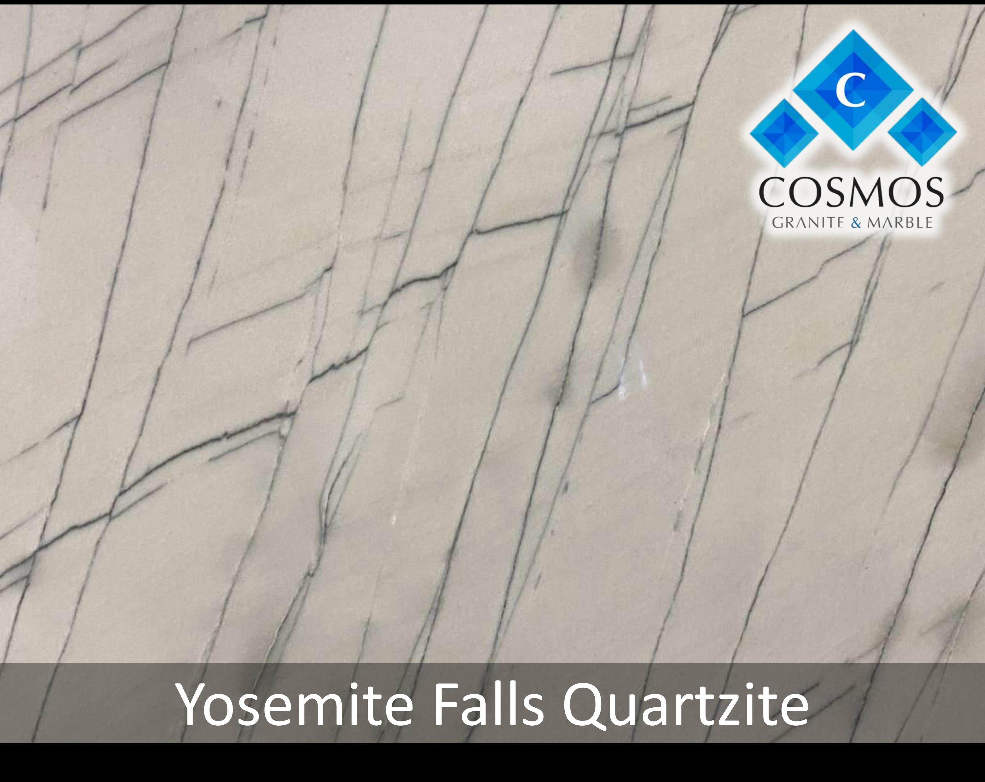 Yosemite Falls Quartzite 3CM - Washington, DC