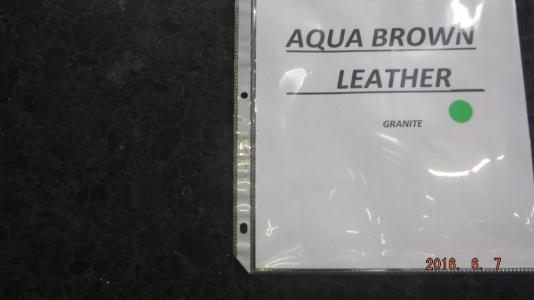 Aqua Brown LF 3CM
