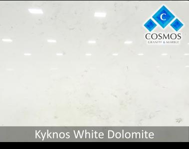 Kyknos White Dolomite 3CM